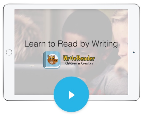 WriteReader – Learn to read and write by creating books | WriteReader