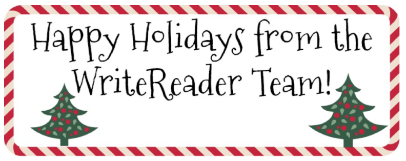 Happy Holidays From the WriteReader Team