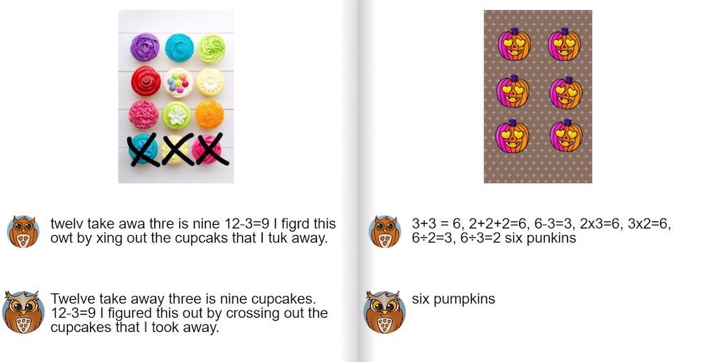 math storries