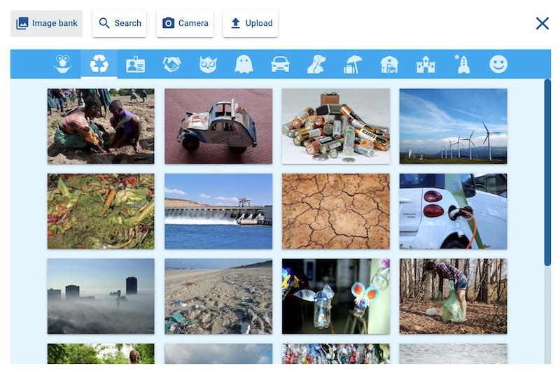 sustainability image bank