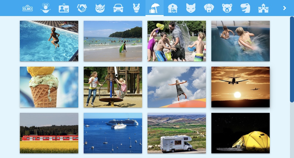 summer image bank writereader