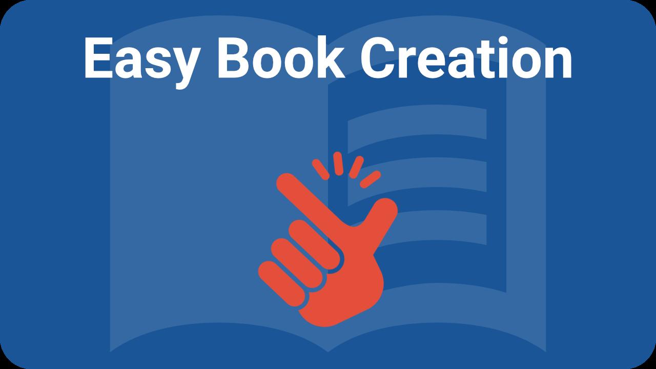 Easy_book_creation