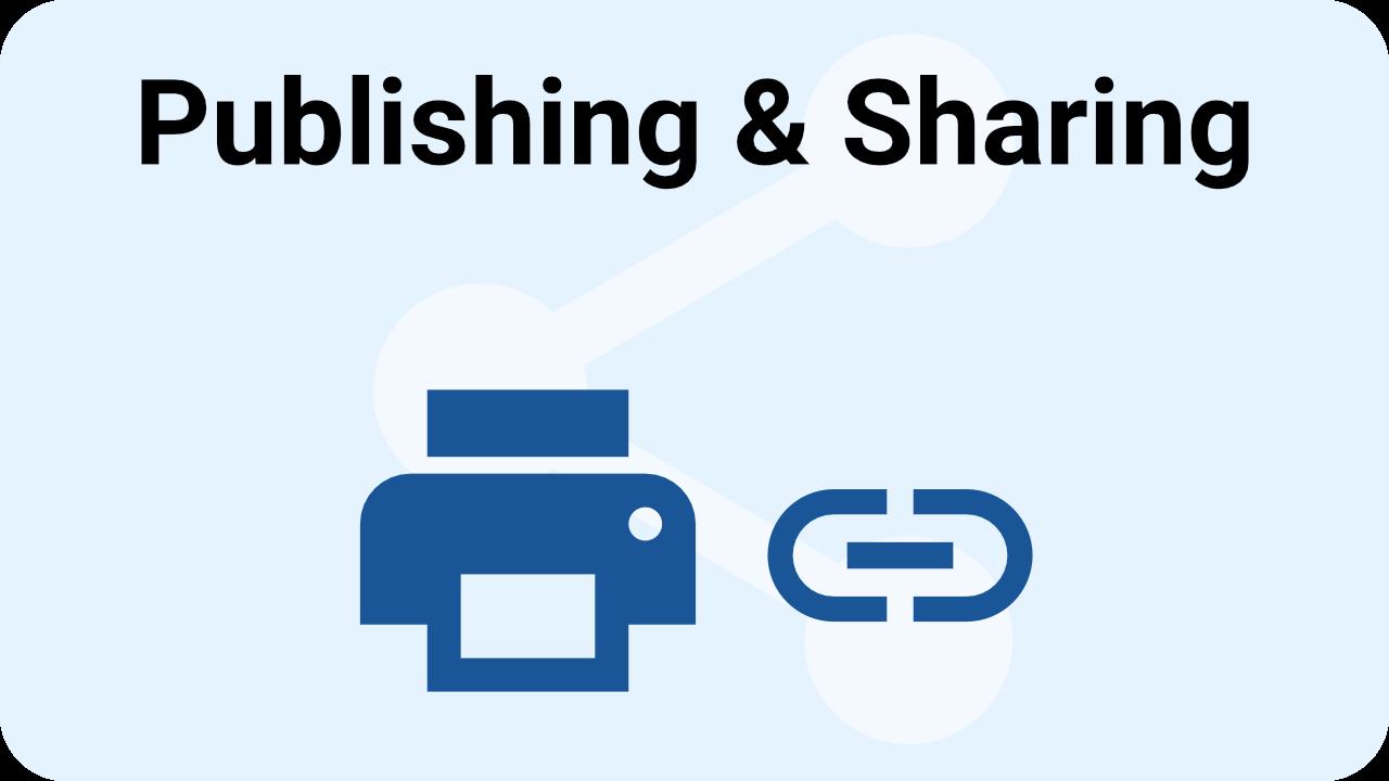 Publishing_sharing